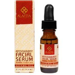 Alaffia Antioxidant Facial Sesame Serum