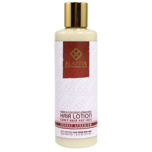 Shea & Virgin Coconut Enriching Hair Lotion
