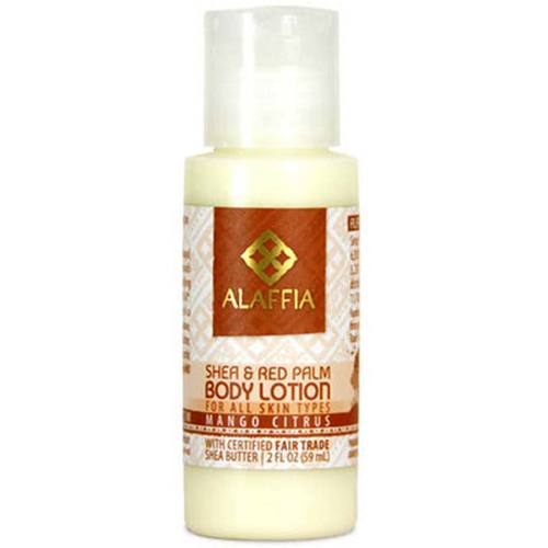 Shea & Red Balm Body Lotion