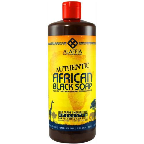 Authentic Black Soap