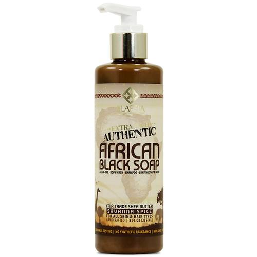 Extra Rich Authentic African Black Liquid Soap