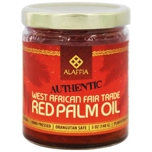 Authentic West African Red Palm Oil
