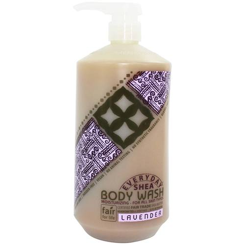 Alaffia Body Wash Lavender - 32 oz - 111647_1.jpg