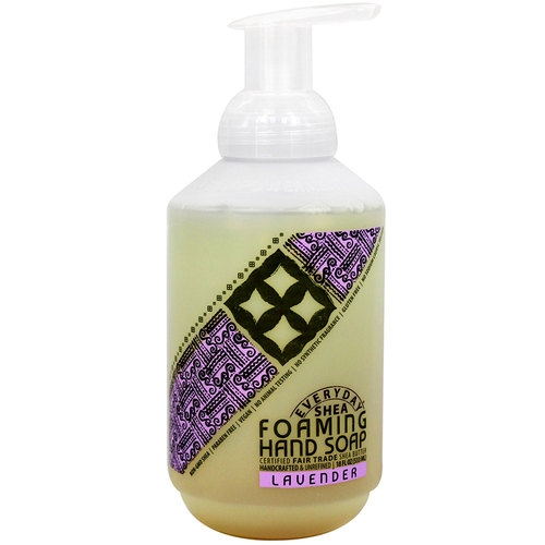 Foaming Shea Hand Soap