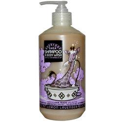 Alaffia Shea Shampoo and Body Wash for Babies and Up