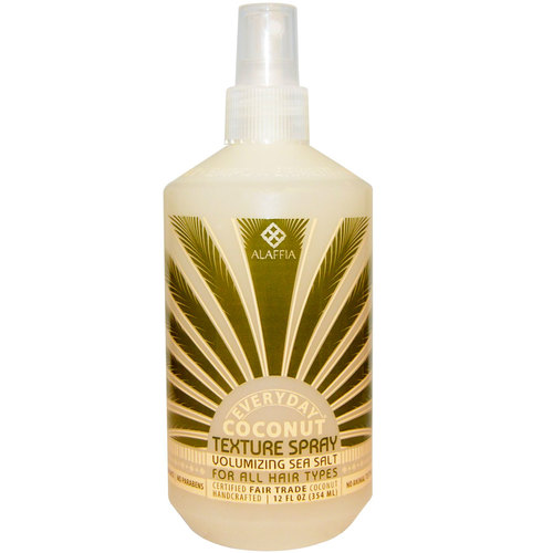 Coconut Water Sea Salt Volumizing Texture Spray