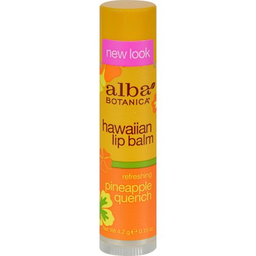 Pineapple Quench Lip Balm Tube