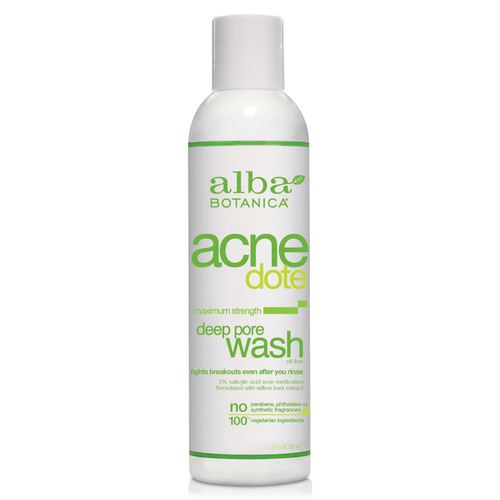Natural AcneDote Deep Pore Wash