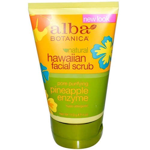 Pineapple Enzyme Facial Scrub