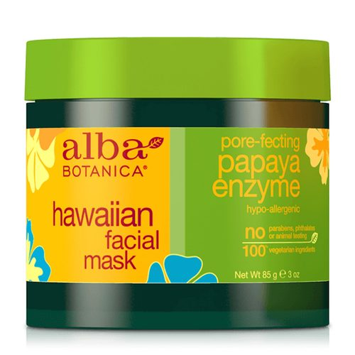 Alba Botanica Papaya Enzyme Facial Mask  - 3 oz - 4733_a.jpg