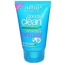 Alba Botanica Good  Clean Pore Purifying Mini Peel