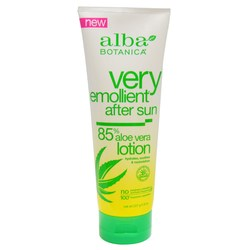 Alba Botanica Very Emollient After Sun 85- Aloe Vera