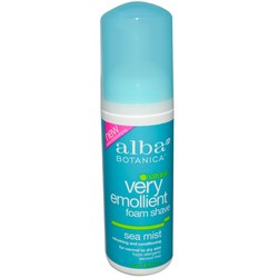 Alba Botanica Very Emollient Foam Shave