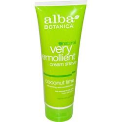 Alba Botanica Very Emollient Shave Cream