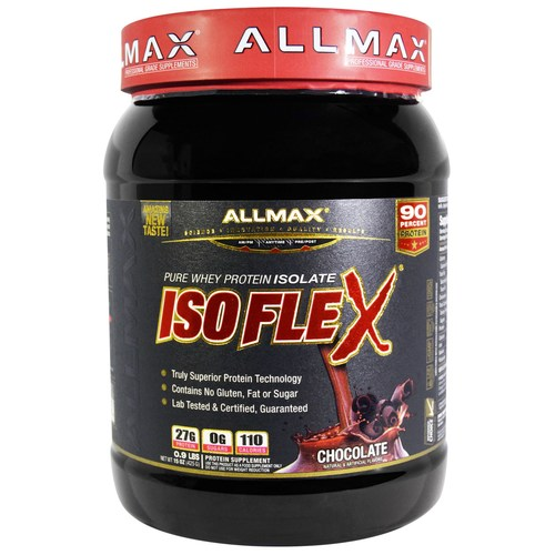 AllMax Nutrition Isoflex Chocolate - 15 oz - 276033_a.jpg