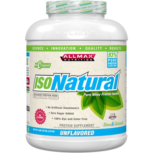 AllMax Nutrition Isonatural Unflavored - 80 oz - 276059_a.jpg