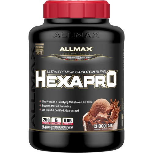 AllMax Nutrition Hexapro Chocolate - 5.5 lbs - 276098_a.jpg