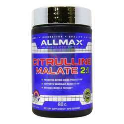 AllMax Nutrition Citrulline Malate 2:1