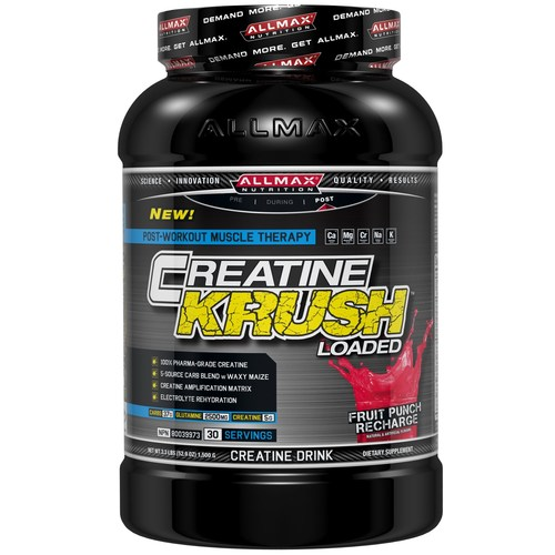 Creatine Krush Loaded
