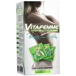 AllMax Nutrition VitaFemme 21-Day Multivitamin