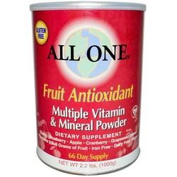 All One Fruit Antioxidant Formula