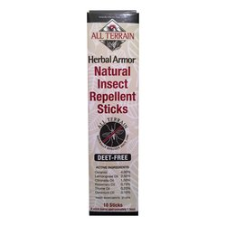 All Terrain Herbal Armor Natural Insect Repellent Sticks