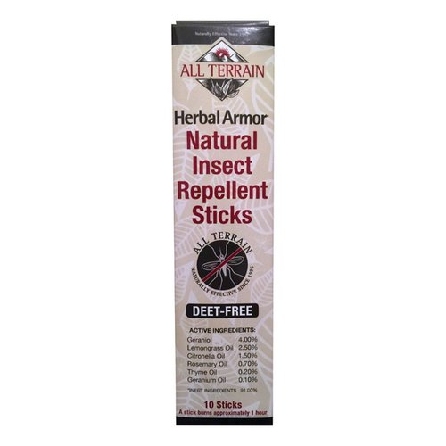 Herbal Armor Natural Insect Repellent Sticks
