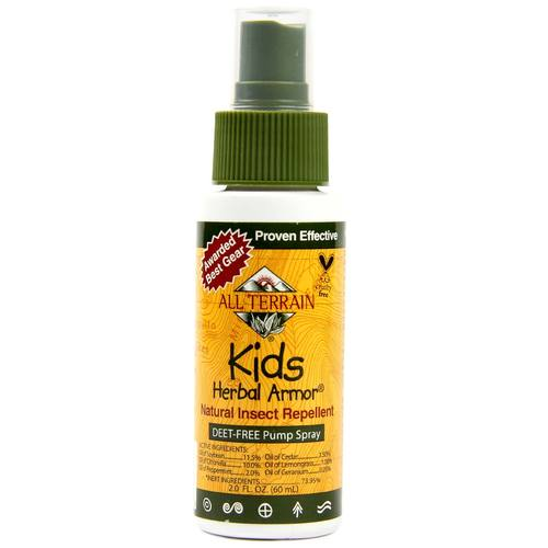 Kids Herbal Armor Insect Repellent