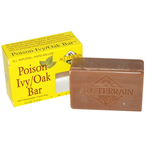 Poison IvyOak Soap Bar