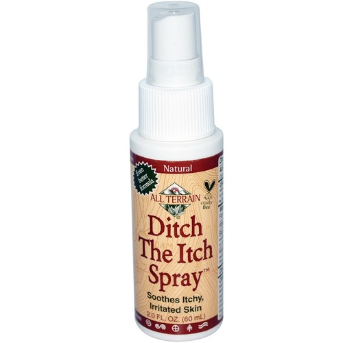 Ditch The Itch Spray