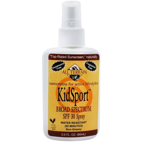 KidSport Sunscreen Spray