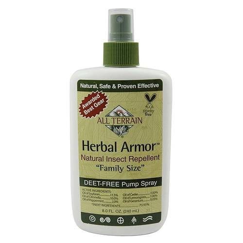 Herbal Armor Insect Repellent