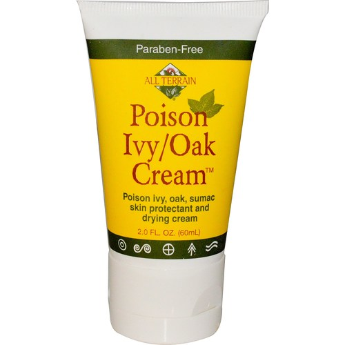Poison Ivy/Oak Cream