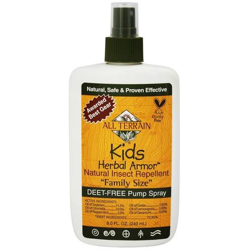 Kids Herbal Armor Natural Insect Repellent Spray