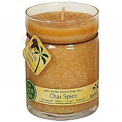 Aloha Bay Ecopalm Spa Jar Candle