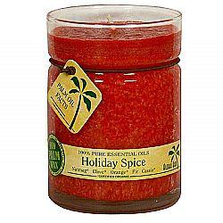 Aloha Bay Ecopalm Spa Jar Candle