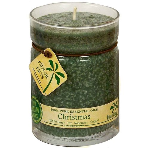 Ecopalm Spa Jar Candle