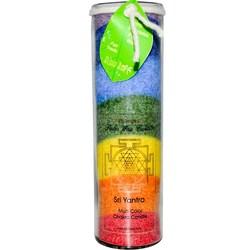 Aloha Bay Chakra Energy Candle
