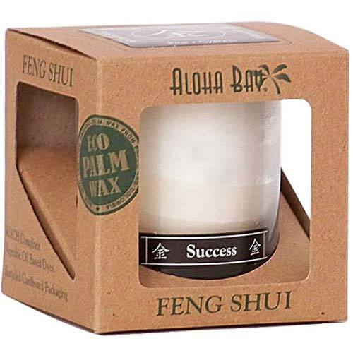 Feng Shui Elements Palm Wax Candle