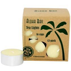 Aloha Bay Tea Light Candles