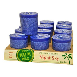 Aloha Bay Votive Candles