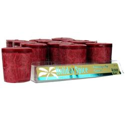 Aloha Bay Eco Palm Wax Votive Candles