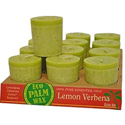 Aloha Bay Essential Oil Votive Candles