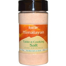Aloha Bay Himalayan Table and Cooking Salt