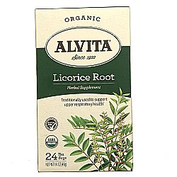 Alvita Licorice Root Tea