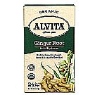 Alvita Organic Herbal Tea - Ginger - Root - 24 Bags