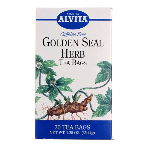 Goldenseal Herb Tea