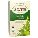 Alvita Organic Herbal Tea - Mullein Leaf - 24 Bags