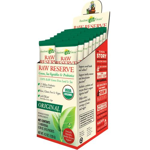 Raw Reserve Green Superfood