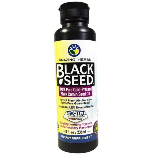 Black Seed Oil Liquid
